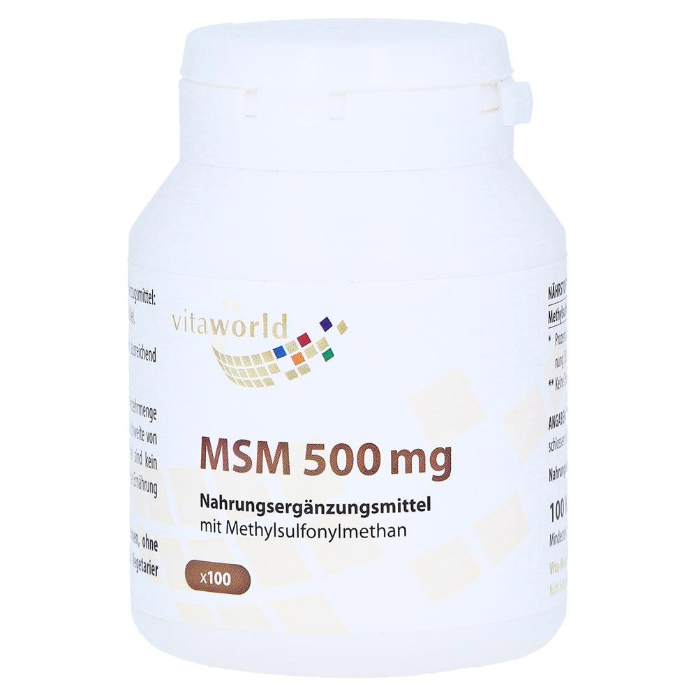 msm-kapseln-100-stuck, 8.69 EUR @ medpex-de