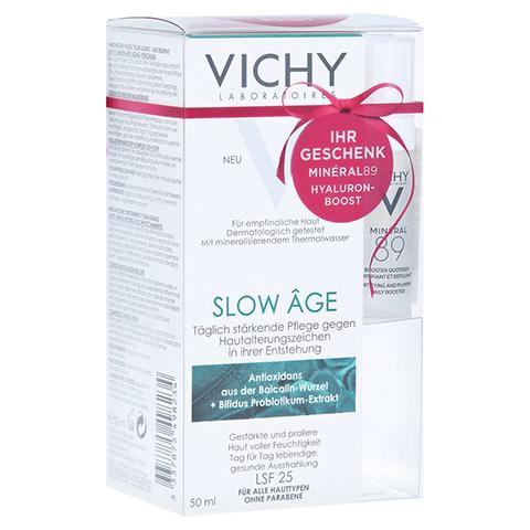 Vichy SLOW AGE Fluid + gratis VICHY MINERAL 89 5 ml 50 Milliliter