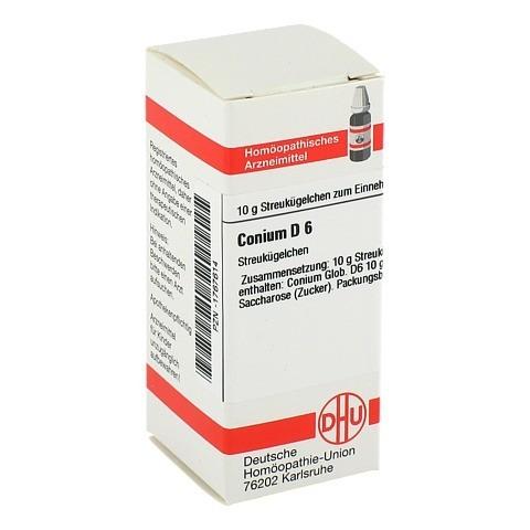 CONIUM D 6 Globuli 10 Gramm N1