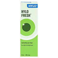 HYLO-FRESH Augentropfen 10 Milliliter - Vorderseite