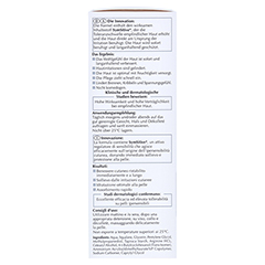 Eucerin UltraSensitive Beruhigende Pflege für normale bis Mischhaut + gratis Konjac-Schwamm 50 Milliliter - Linke Seite