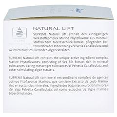 LA MER SUPREME Natural Lift Anti Age Cream Nacht ohne Parfüm 50 Milliliter - Rechte Seite