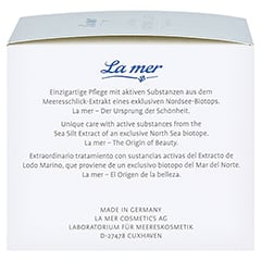 LA MER SUPREME Natural Lift Anti Age Cream Nacht ohne Parfüm 50 Milliliter - Linke Seite