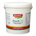 EIWEISS 100 Erdbeer Megamax Pulver 5000 Gramm