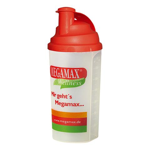 MEGAMAX Mixbecher rot 1 Stück