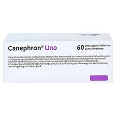 Canephron Uno Dragees 60 Stück - Oberseite
