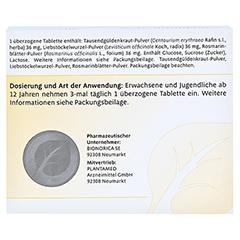 Canephron Uno Dragees 90 Stück - Rückseite