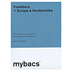 TRAVELBACS Europa & Nordamerika Kapseln 10 Stück