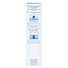 LA MER MED+ Anti-Dry beruhigende Maske o.Parfum 50 Milliliter - Linke Seite