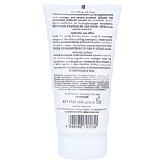 LA MER MED+ Anti-Dry Duschcreme o.Parfum 150 Milliliter - Rückseite