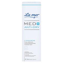 LA MER MED+ Anti-Dry Lipidcreme ohne Parfum 100 Milliliter - Vorderseite