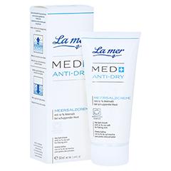 LA MER MED+ Anti-Dry Meersalzcreme ohne Parfum 50 Milliliter