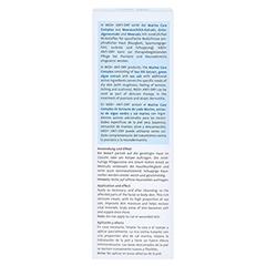 LA MER MED+ Anti-Dry Meersalzcreme ohne Parfum 50 Milliliter - Rückseite