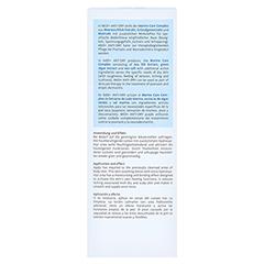 LA MER MED+ Anti-Dry Salzlotion ohne Parfum 200 Milliliter - Rückseite