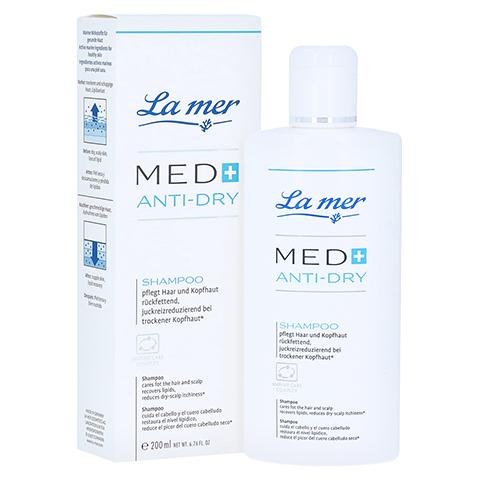 LA MER MED+ Anti-Dry Shampoo o.Parfum 200 Milliliter