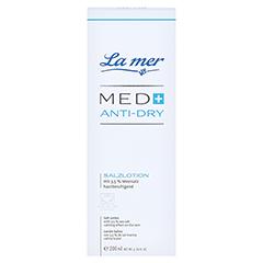 LA MER MED+ Anti-Dry Salzlotion ohne Parfum 200 Milliliter - Vorderseite
