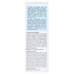 LA MER MED+ Anti-Stress Serum ohne Parfum 30 Milliliter - Rückseite