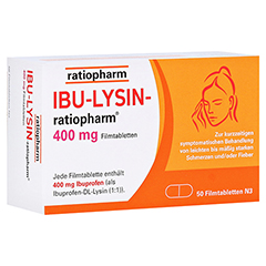 IBU-LYSIN-ratiopharm 400mg