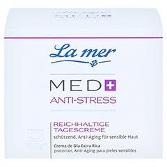 LA MER MED+ Anti-Stress reichhalt.Tagescre.o.Parf. 50 Milliliter - Vorderseite