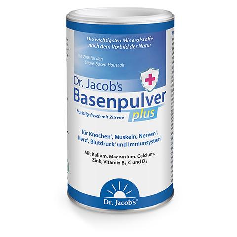BASENPULVER plus Dr.Jacob's 300 Gramm