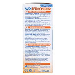 Audispray Junior Ohrenspray 25 Milliliter - Rechte Seite