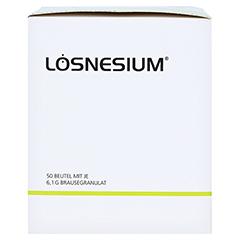 Lösnesium Brausegranulat 50 Stück N2 - Rechte Seite