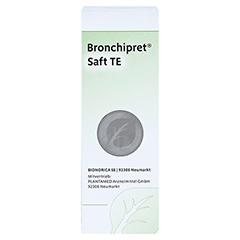 Bronchipret Saft TE 50 Milliliter N1 - Rückseite