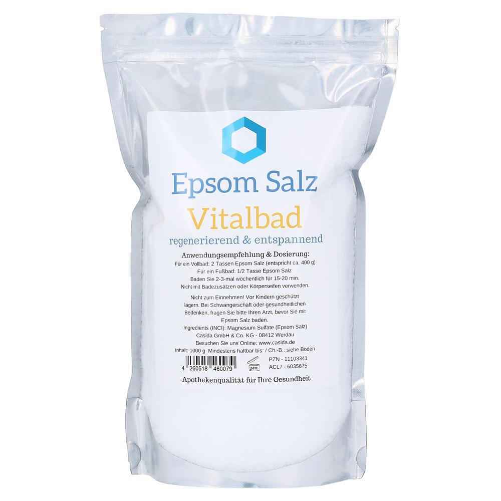 epsom salz vitalbad 1 kilogramm online bestellen medpex versandapotheke