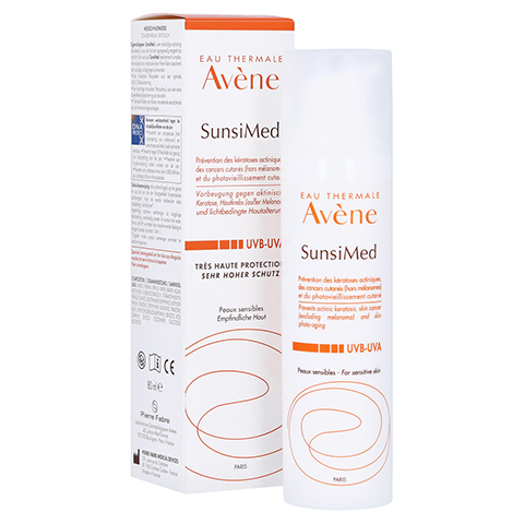 Avène Sunsimed Emulsion 80 Milliliter