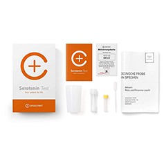 CERASCREEN Serotonin Test-Kit 1 Stück - Oberseite