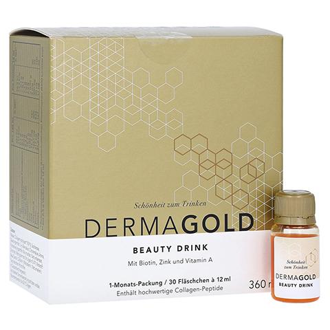 ATRO DermaGold Beauty Drink 30x12 Milliliter