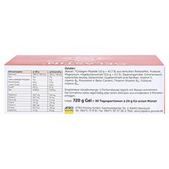 GELASTIN intens Extra Gel 30x24 Gramm - Oberseite