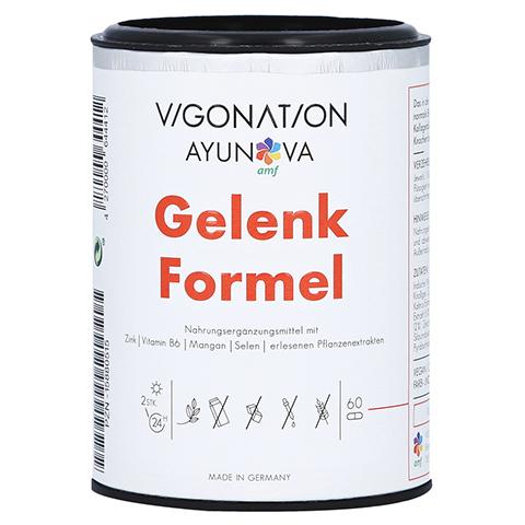 VIGONATION Gelenk Formel Kapseln 60 Stück