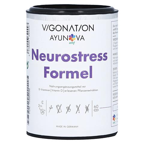 VIGONATION Neurostress Formel Kapseln 60 Stück