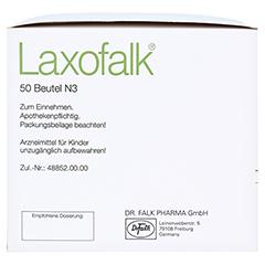 Laxofalk 10g 50 Stück N3 - Linke Seite