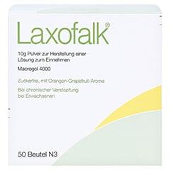 Laxofalk 10g 50 Stück N3 - Vorderseite