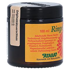 Ringelblumen Salbe mit Vitamin E 100 Milliliter - Rückseite