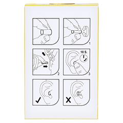 EAR Classic II Gehörschutzstöpsel 10 Stück - Rückseite