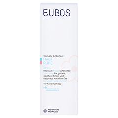 EUBOS KINDER Haut Ruhe Badeöl 125 Milliliter - Vorderseite