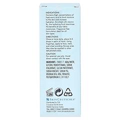 SKINCEUTICALS Hydrating B5 Gel 15 Milliliter - Rückseite