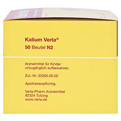 Kalium Verla 50 Stück N2 - Linke Seite