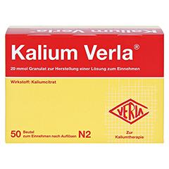 Kalium Verla 50 Stück N2 - Vorderseite