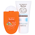 AVENE SunSitive Reflexe Solaire Baby&Kind SPF 50+ + gratis Avène After-Sun Gel 50ml 30 Milliliter