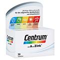 CENTRUM A-Zink+FloraGlo Lutein Caplette 30 Stück
