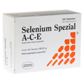 SELENIUM SPEZIAL ACE Tabletten 180 Stück