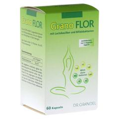 GRANOFLOR probiotisch Grandel Kapseln 60 Stück