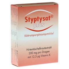 STYPTYSAT plus Dragees 60 Stück
