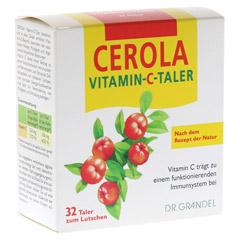 CEROLA Vitamin C Taler Grandel 32 Stück