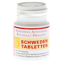 Schweden-Tabletten 0,25 100 Stück