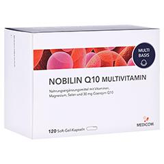 NOBILIN Q10 Multivitamin Kapseln 120 Stück